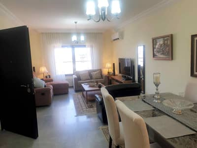 2 Bedroom Flat for Rent in Al Swaifyeh, Amman - Luxurious furnished apartment in Al Swaifyeh for annual rent