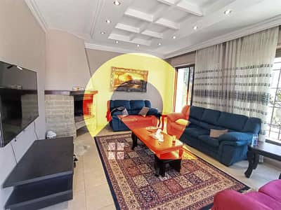 فیلا 4 غرف نوم للايجار في دابوق، عمان - فيلا مفروشة مميزة للأيجار في اجمل مناطق دابوق | 600م2