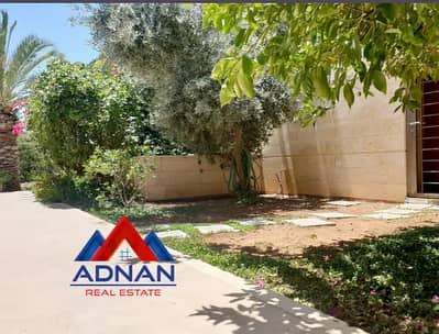 فلیٹ 4 غرف نوم للايجار في عبدون، عمان - عبدون شقة أرضية مفروشة فخمة للايجار