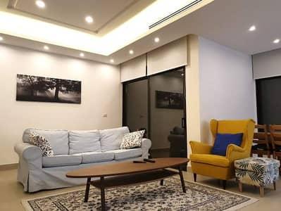 فلیٹ 2 غرفة نوم للايجار في عبدون، عمان - شقة مفروشة للايجار في عبدون