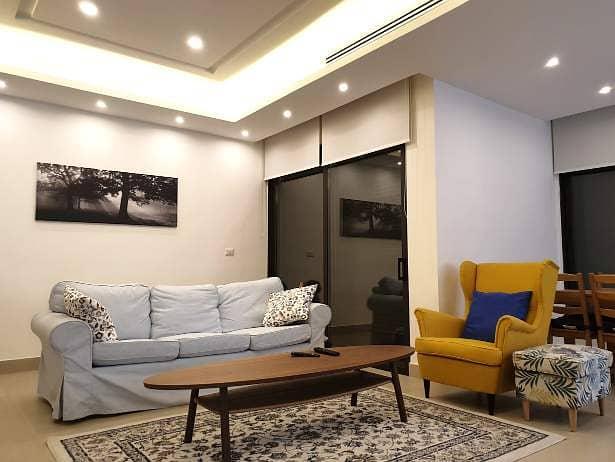 شقة مفروشة للايجار في عبدون