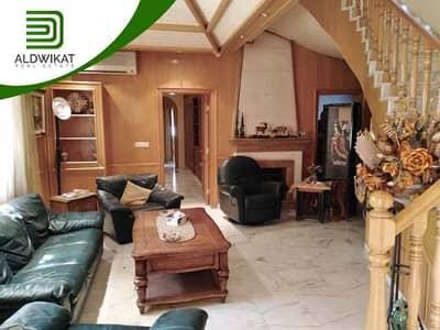 فیلا 4 غرف نوم للبيع في دير غبار، عمان - فيلا متلاصقة جميلة للبيع في دير غبار مساحة البناء 470 م2 مساحة الارض 640 م2