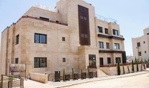 فلیٹ 4 غرف نوم للبيع في دابوق، عمان - شقة طابق اول للبيع في ارقى مناطق دابوق مساحة 305 متر
