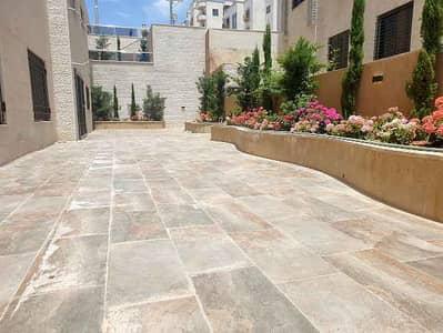 فلیٹ 4 غرف نوم للبيع في الرابية، عمان - شقة مع حديقة للبيع في الرابية