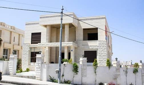 فیلا 4 غرف نوم للبيع في شارع المطار، عمان - فيلا مميزة في اجمل مناطق طريق المطار باطلالة بانورامية مساحة البناء 1200 متر