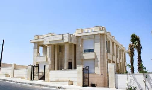 فیلا 4 غرف نوم للبيع في شارع المطار، عمان - فيلا للبيع في منطقة هادئة وقريبة من الخدمات بالقرب من المدارس العالمية - طريق المطار مساحة البناء 1200 متر