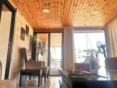 فلیٹ 3 غرف نوم للبيع في الرابية، عمان - شقة أرضية للبيع مع ترس وكراج خاص في الرابية