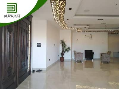 فیلا 5 غرف نوم للايجار في الكرسي، عمان - فيلا متلاصقة للايجار في الكرسي مساحة البناء 650 م2 مساحة الارض 400 م2