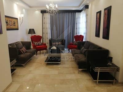 3 Bedroom Flat for Sale in Abdun, Amman - شقة مفروشة للايجار عمان – عبدون