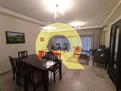 فلیٹ 4 غرف نوم للايجار في الصويفية، عمان - شقه مفروشه مميزه للأيجار في اجمل مناطق الصويفيه