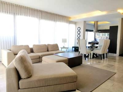 2 Bedroom Flat for Rent in 4th Circle, Amman - شقة مفروشة فخمة للايجار قرب الدوار الرابع ( جبل عمان )