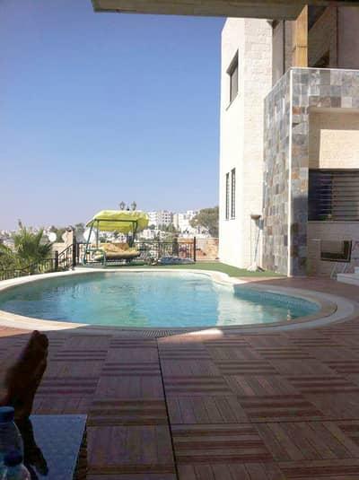 7 Bedroom Villa for Rent in Khalda, Amman - Luxury Villa For Rent Fully Furnished In Khalda , with Swimming Pool , 7 bedroom , Price 65,000 JD Yearly