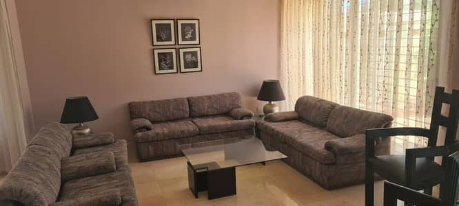 4 Bedroom Flat for Rent in 5th Circle, Amman - Furnished Apartment For rent in 5th Circle