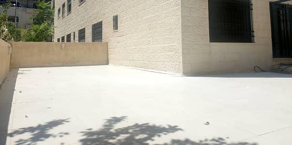 فلیٹ 2 غرفة نوم للبيع في الشميساني، عمان - للبيع شقة أرضية مع ترس كبير جديدة في الشميساني