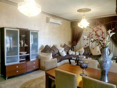 فلیٹ 3 غرف نوم للايجار في أم أذينة، عمان - شقة مفروشة للإيجار في أم أذينة فخمة