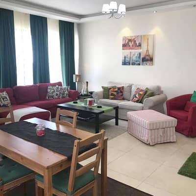 فلیٹ 2 غرفة نوم للبيع في أم أذينة، عمان - شقة مفروشة فخمة ومميزة للإيجار أم أذينة 2 نوم طابق ثاني