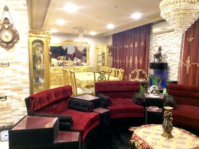 فیلا 4 غرف نوم للايجار في أم السماق، عمان - فيلا مستقلة مفروشة مع مسبح للإيجار في أم السماق