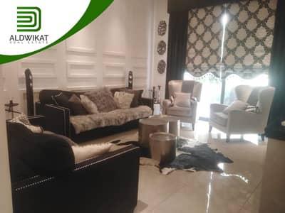 فیلا 4 غرف نوم للبيع في دابوق، عمان - فيلا متلاصقة مفروشة للبيع في دابوق مساحة البناء 320 م مساحة الأرض 360 م
