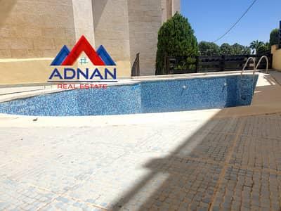 4 Bedroom Villa for Rent in Abdun, Amman - Amazing Villa For Rent In Abdoun , 4 bedroom master with Garden and Swimming_pool .