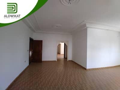 فلیٹ 3 غرف نوم للبيع في الصويفية، عمان - شقة طابق ثاني للبيع في الصويفية مساحة البناء 200 م