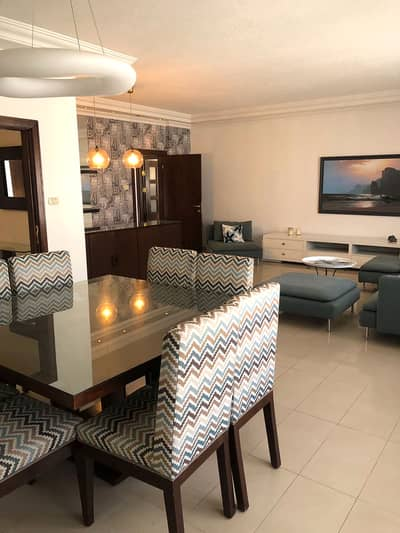 4 Bedroom Flat for Rent in Dair Ghbar, Amman - Luxury #Furnished Apartment For #Rent In Dayer_Ghbar, 4 bedroom, 4th floor