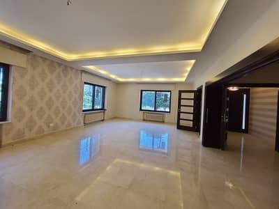 فیلا 5 غرف نوم للايجار في الشميساني، عمان - فيلا مستقلة مع حديقة واسعة للإيجار في أجمل مواقع عمان - الشميساني، مساحة أرض 1000 م