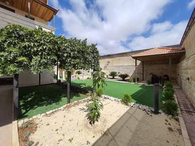 فیلا 7 غرف نوم للايجار في ناعور، عمان - فيلا مستقلة مفروشة مع مساحات خارجية للايجار في ناعور، مساحة ارض 800 م