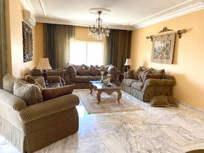 4 Bedroom Flat for Rent in Al Swaifyeh, Amman - شقة شبه مفروشة في الصويفية 4 نوم للإيجار السنوي