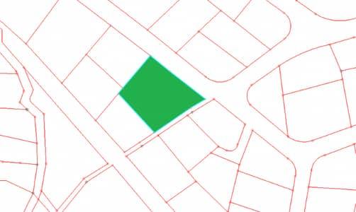 ارض سكنية  للبيع في الفحيص، السلط - أرض سكنية للبيع في عمان - الفحيص بمساحة 1500 م