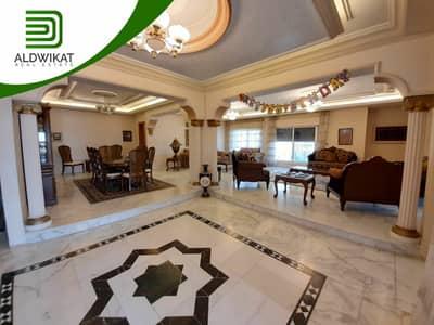3 Bedroom Flat for Rent in Um Al Summaq, Amman - شقة للايجار في ام السماق طابق ثاني فخمة مفروشة