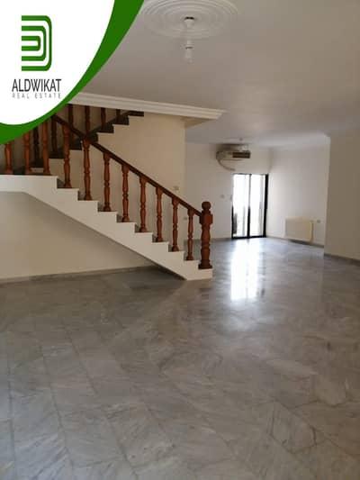 5 Bedroom Villa for Rent in Um Al Summaq, Amman - فيلا للايجار في ام السماق مستقلة مساحة البناء 400 م مساحة الارض 500 م