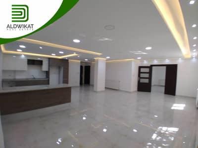 2 Bedroom Flat for Rent in Dabouq, Amman - شقة للايجار في دابوق شبه ارضي ارقى الاحياء مساحة الشقة 190 م مساحة الترس 40 م