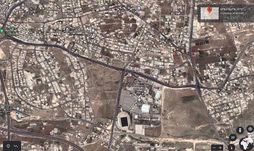 ارض سكنية  للبيع في شفا بدران، عمان - أرض للبيع في بدران حوض طاب كراع قرب شارع العرب
