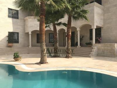 4 Bedroom Villa for Rent in Safut, Al Salt - فيلا مستقلة مميزة بمواصفات خاصة للأيجار في صافوط مساحة البناء 630 م مساحة الارض 986 م