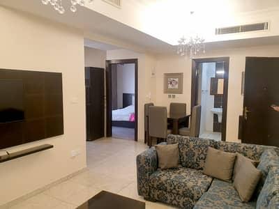 فلیٹ 2 غرفة نوم للبيع في الدوار السابع، عمان - شقة مفروشة استثمارية للبيع قرب كوزمو الدوار السابع