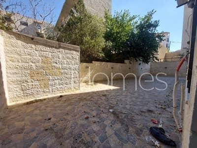 فلیٹ 3 غرف نوم للبيع في الدوار السابع، عمان - شقة ارضية مع ترس خارجي للبيع في منطقة الدوار السابع، مساحة بناء 120 م