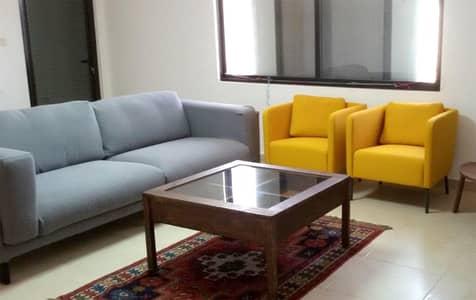 فلیٹ 2 غرفة نوم للايجار في عبدون، عمان - عبدون شقة مفروشة مساحة 110 متر للايجار السنوي