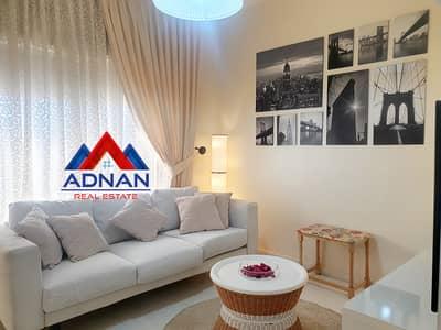 فلیٹ 1 غرفة نوم للايجار في الرابية، عمان - استديو مفروش ( Modern ) للإيجار في الرابية