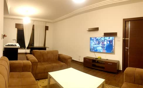 فلیٹ 2 غرفة نوم للايجار في عبدون، عمان - عبدون شقة مفروشة مميزة 2 نوم للإيجار
