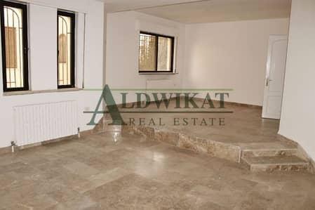 3 Bedroom Commercial Building for Rent in Al Swaifyeh, Amman - شقه للايجار في الصويفيه