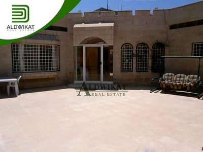 5 Bedroom Villa for Sale in Dahyet Al Rasheed, Amman - فيلا مستقلة للإيجار في ضاحية الرشيد مساحة الأرض 993م مساحة البناء 630م