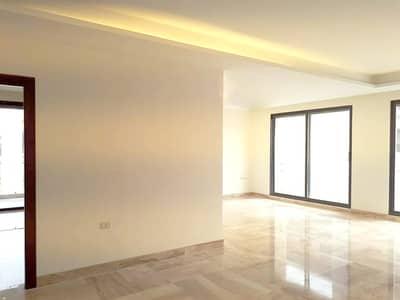 فلیٹ 4 غرف نوم للايجار في عبدون، عمان - شقة فارغة للإيجار جديدة في عبدون 4 نوم