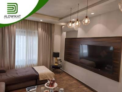 3 Bedroom Flat for Rent in Al Kursi, Amman - شقة للإيجار في الكرسي طابق أرضي معلق مساحة البناء 190 م مساحة الترس 10 م