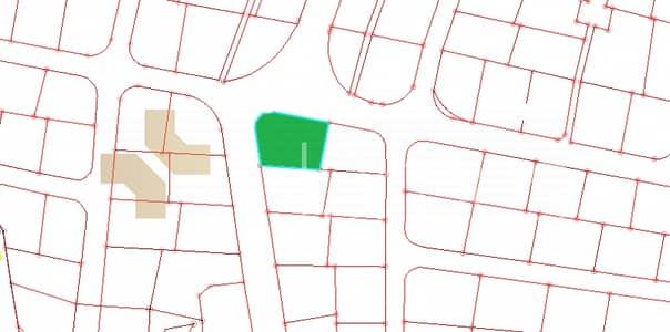 Residential Land for Sale in Khalda, Amman - ارض سكنية للبيع في عمان - خلدا بمساحة 1295 م