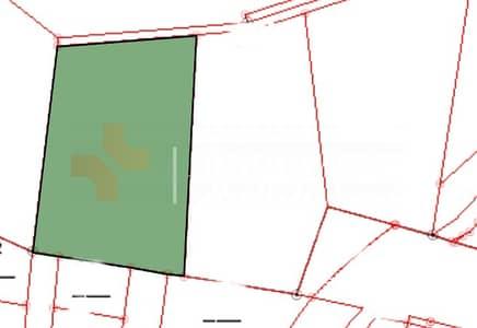 ارض سكنية  للبيع في الفحيص، السلط - ارض تصلح لبناء اسكان للبيع عمان - الفحيص بمساحة 4500 م
