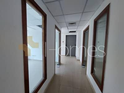 Office for Rent in Wadi Saqra, Amman - مكتب طابقي للإيجار في عمان - وادي صقره ، مساحة المكتب 387 م