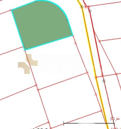 Commercial Land for Sale in Tela Al Ali, Amman - اراضي تجارية للبيع في عمان - تلاع الشمالي بمساحة 2210 م