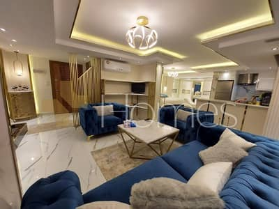 1 Bedroom Flat for Sale in Dair Ghbar, Amman - استديو بتشطيبات مميزة مفروش للبيع في دير غبار، مساحة بناء 65 م