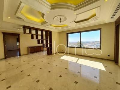 5 Bedroom Villa for Sale in Dabouq, Amman - فيلا مستقلة مع حديقة ومسبح للبيع في دابوق، مساحة ارض 1600 م