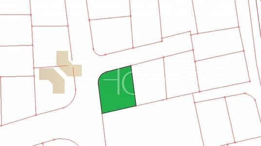 Residential Land for Sale in Khalda, Amman - ارض سكنية على شارعين في عمان - خلدا مساحة الارض 900 م